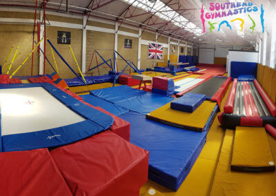 Apparatus Southedn Gymnastics Centre