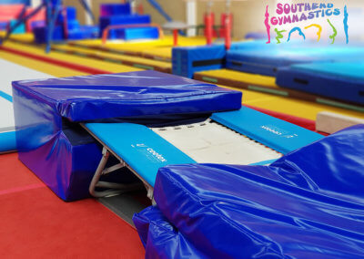 Gymnastics Mini Trampette Southend Gymnastics