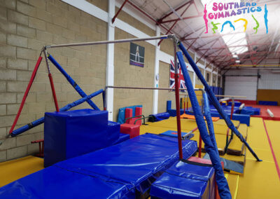 Gymnastics Asymmetric Bars Southend Gymnastics