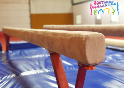 Gymnastics Beam Southend Gymnastics